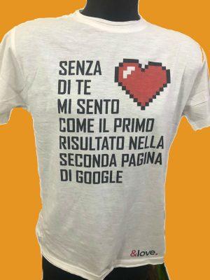 SEO&Love - Maglietta limited edition